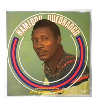 """Hamidou Ouedraogo - Le Chanteur Voltaïque Et Sa Guitare """"Yamaha"""" (LP) mesvinyles.fr"""