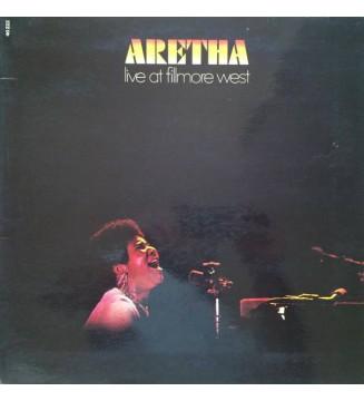 Aretha Franklin - Live At Fillmore West (LP, Album) mesvinyles.fr