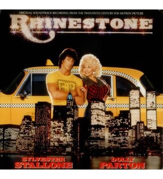 Various - Rhinestone (Original Soundtrack Recording From The Twentieth Century Fox Motion Picture) (LP, Album) mesvinyles.fr