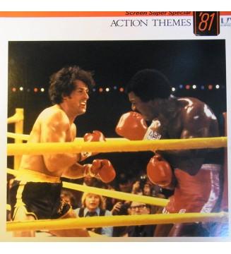 Various - Action Themes (LP, Comp) mesvinyles.fr