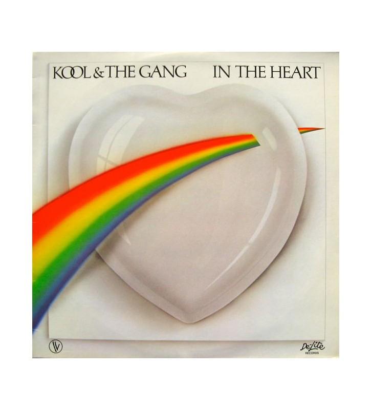 Kool & The Gang - In The Heart (LP, Album) mesvinyles.fr