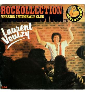 "Laurent Voulzy - Rockollection (Version Intégrale Club) (12"", Maxi) mesvinyles.fr"