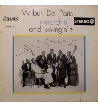 Wilbur De Paris And His New New Orleans Jazz - Marchin' And Swingin' (LP) mesvinyles.fr