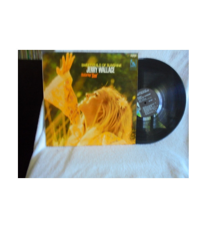 Jerry Wallace - Sweet Child Of Sunshine (LP, Album) mesvinyles.fr