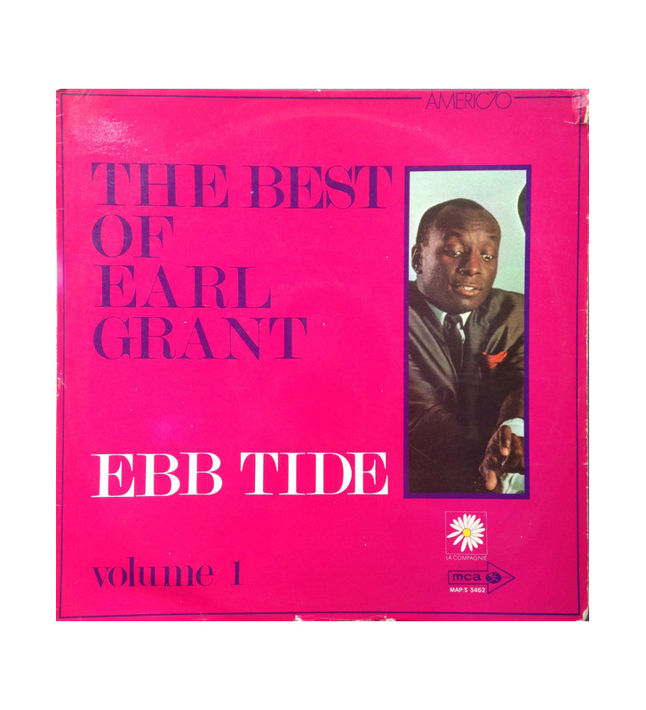 Earl Grant - The Best Of Earl Grant (Ebb Tide) Volume 1 (LP, Comp) mesvinyles.fr