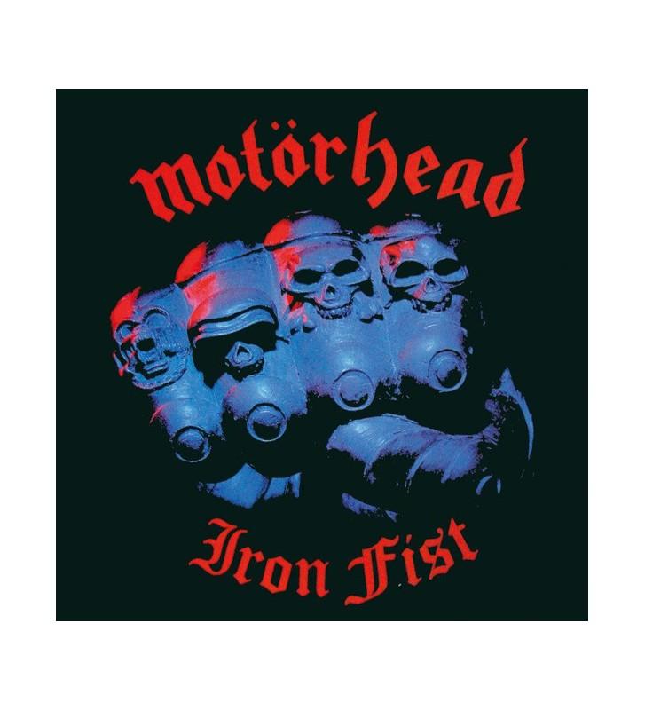 Motörhead - Iron Fist (LP, Album) mesvinyles.fr