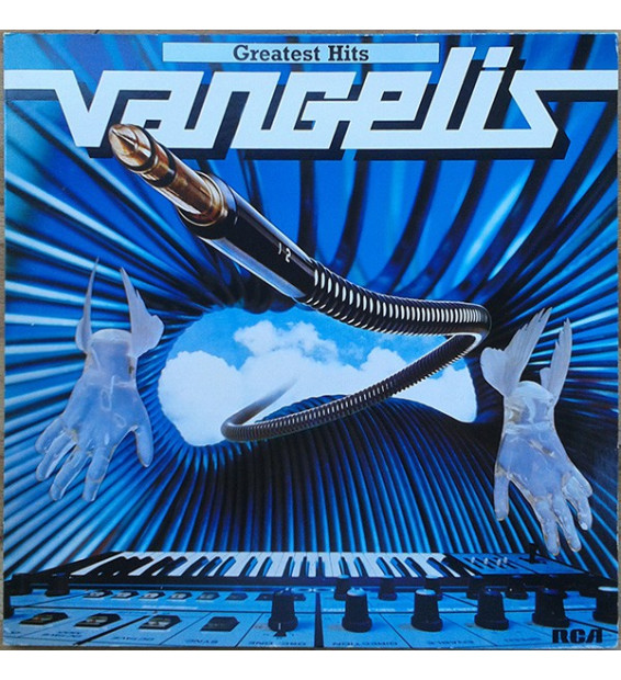 Vangelis - Greatest Hits (2xLP, Comp, Gat)