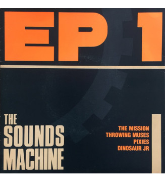 "Various - The Sounds Machine EP 1 (7"", EP, Comp) mesvinyles.fr"