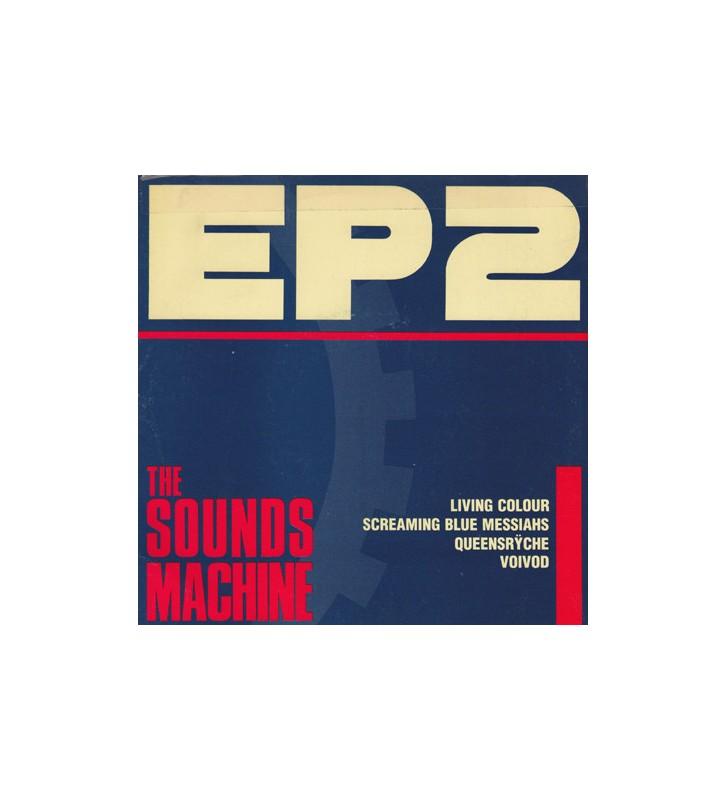"Various - The Sounds Machine EP 2 (7"", EP) mesvinyles.fr"