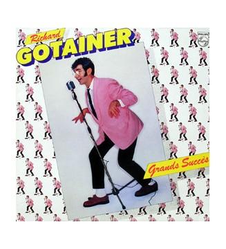 Richard Gotainer - Grands  Succès (LP, Comp)