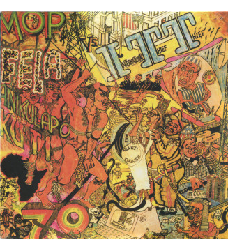 Fela Anikulapo Kuti* & Africa 70 - International Thief Thief (I.T.T.) (LP, Album, RE) mesvinyles.fr