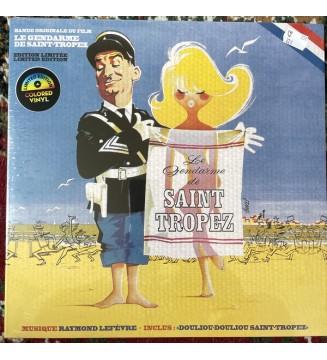 Raymond Lefèvre - Le Gendarme De Saint Tropez (LP, Album, Comp, Ltd, Blu) mesvinyles.fr