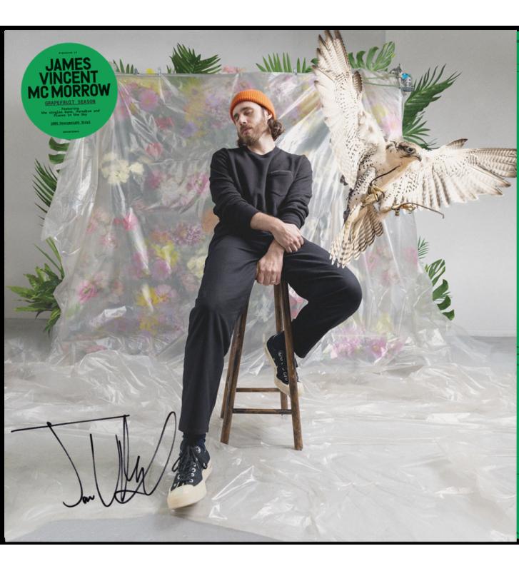 James Vincent Mc Morrow - Grapefruit Season vinyle mesvinyles.fr