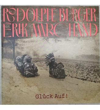 Rodolphe Burger, Erik Marchand - Glück Auf ! (2xLP, Album + CD, Album) mesvinyles.fr