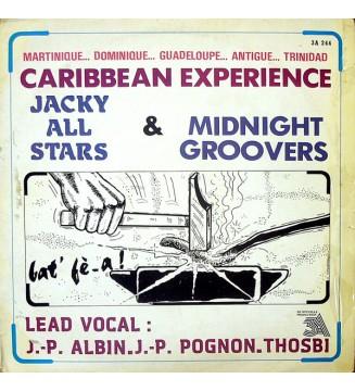 Jacky All Stars & Midnight Groovers - Caribbean Experience (LP, Album) mesvinyles.fr