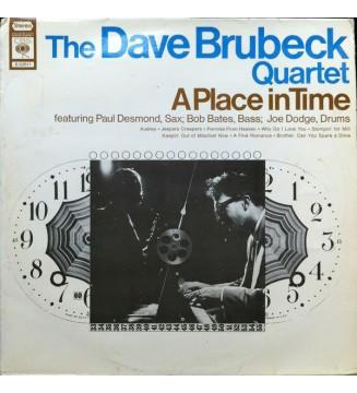 The Dave Brubeck Quartet - A Place In Time (LP, Album, RE) mesvinyles.fr