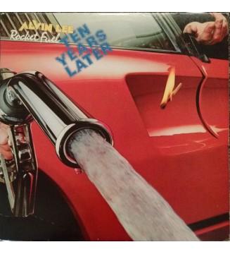 Alvin Lee & Ten Years Later - Rocket Fuel (LP, Album, Ter) mesvinyles.fr