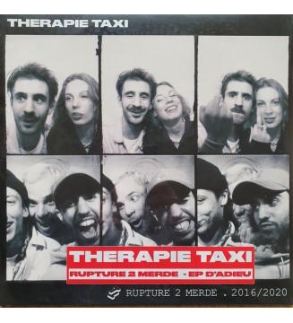 """Therapie Taxi - Rupture 2 Merde (12"""", EP) mesvinyles.fr"""