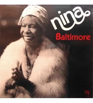 Nina Simone - Baltimore (LP, Album, RE, RM) mesvinyles.fr