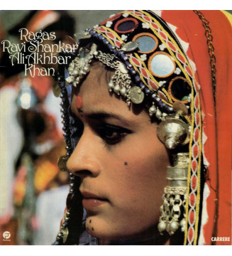 Ravi Shankar, Ali Akhbar Khan* - Ragas (2xLP, Comp) mesvinyles.fr