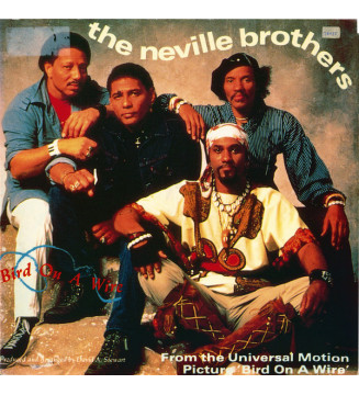 """The Neville Brothers - Bird On A Wire (12"""", Maxi) mesvinyles.fr"""
