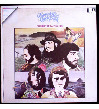 Canned Heat - The Canned Heat Cook Book (The Best Of Canned Heat) (LP, Comp, RE) mesvinyles.fr
