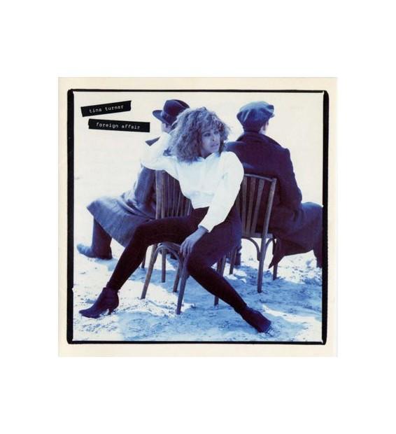 Tina Turner - Foreign Affair (LP, Album, Gat) mesvinyles.fr