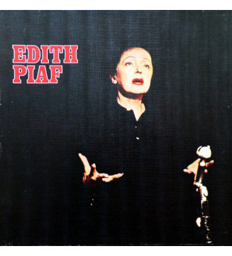 Edith Piaf - Edith Piaf  (4xLP, Comp, Ltd + Box) vinyle mesvinyles.fr