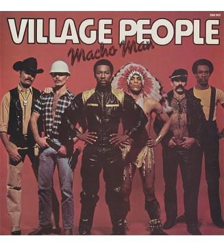 Village People - Macho Man (LP, Album) vinyle mesvinyles.fr