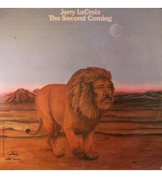 Jerry LaCroix - The Second Coming (LP, Album) vinyle mesvinyles.fr