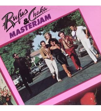 Rufus & Chaka* - Masterjam (LP, Album, Gat) vinyle mesvinyles.fr