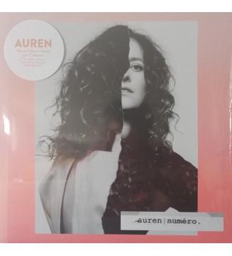 Auren - Numéro (LP) vinyle mesvinyles.fr