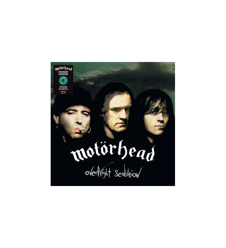 Motorhead - Overnight Sensation vinyle mesvinyles.fr