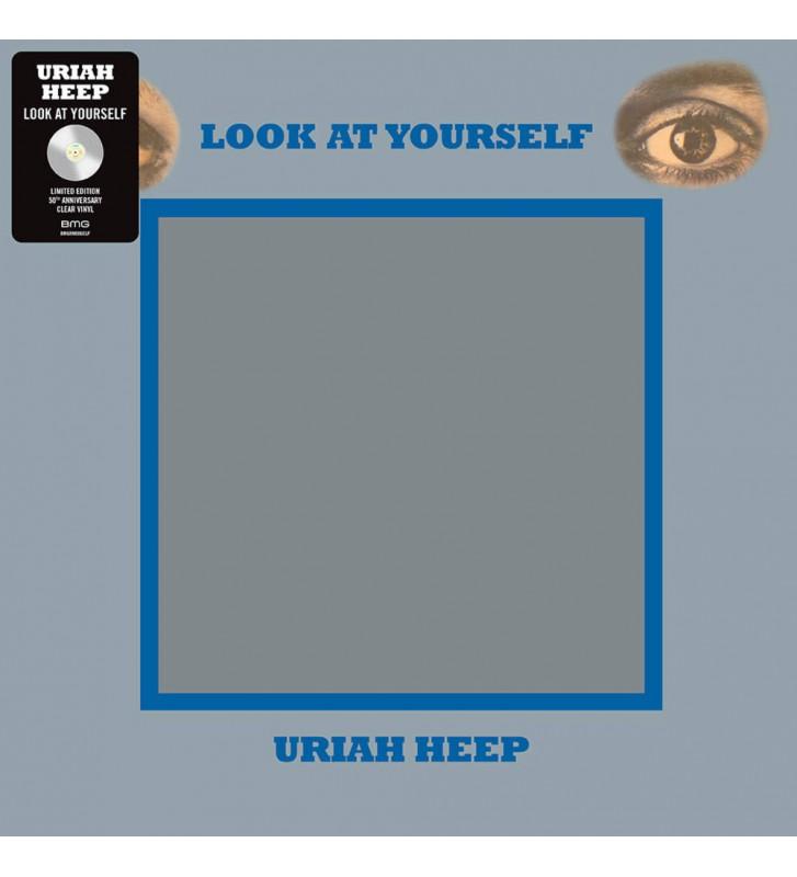 Uriah Heep - Look at Yourself vinyle mesvinyles.fr