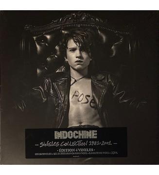 Indochine - Singles Collection 1981 - 2001 (4xLP, Comp) new vinyle mesvinyles.fr