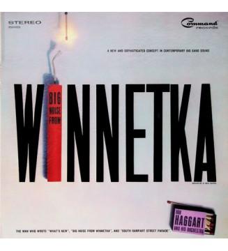Bob Haggart And His Orchestra - Big Noise From Winnetka (LP, Album, Blu) vinyle mesvinyles.fr