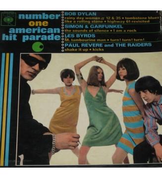 Various - Number One American Hit Parade (LP, Comp, Mono) vinyle mesvinyles.fr