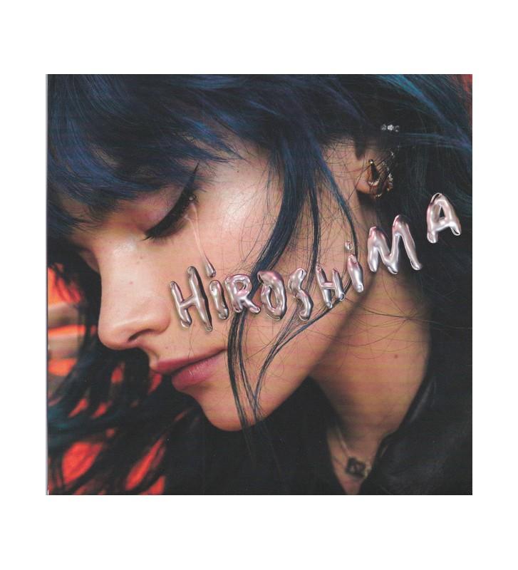 "Claire Laffut - Hiroshima (7"", Single) vinyle mesvinyles.fr"
