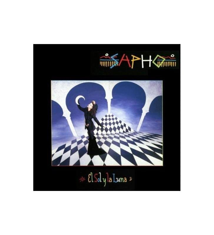 Sapho - El Sol Y La Luna (LP, Album) mesvinyles.fr