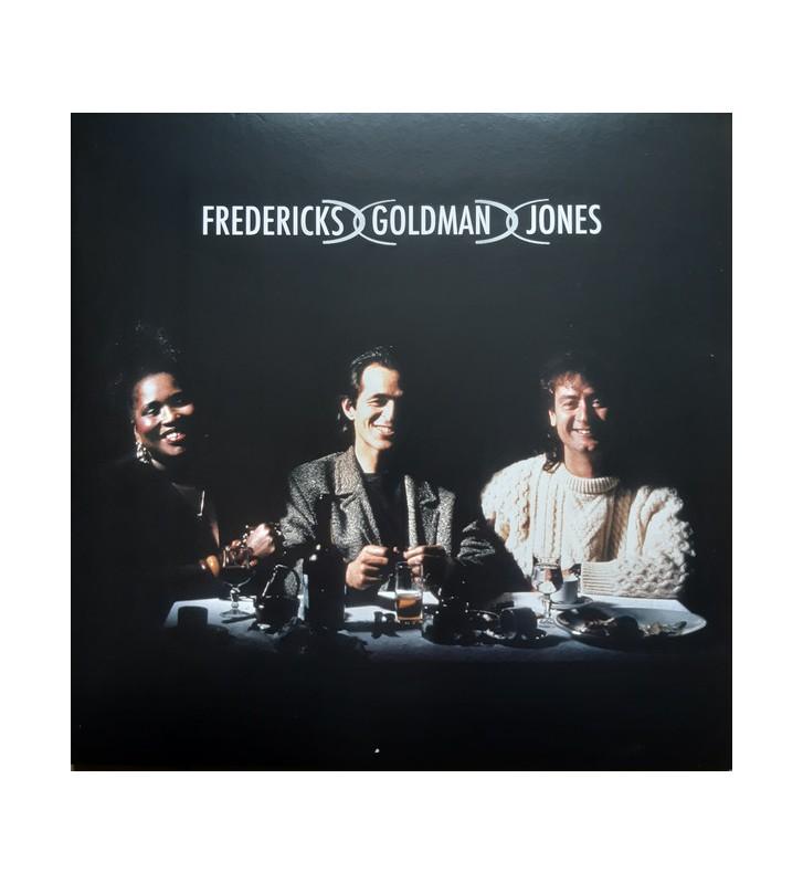 Fredericks Goldman Jones - Fredericks Goldman Jones (2xLP, Gat) new vinyle mesvinyles.fr