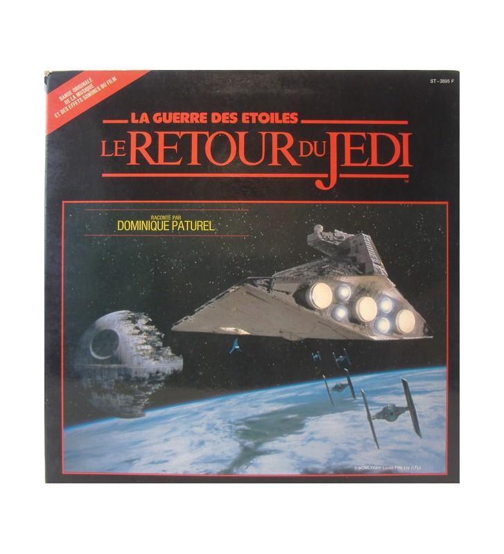Dominique Paturel - Le Retour Du Jedi (LP, Album) vinyle mesvinyles.fr