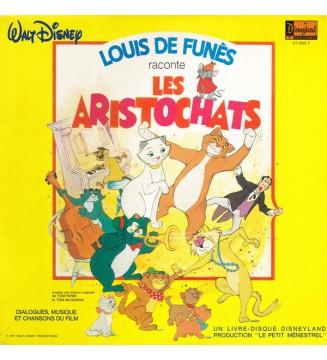 Louis De Funès - Louis De Funès Raconte Les Aristochats (LP, Gat) vinyle mesvinyles.fr