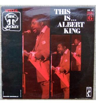 Albert King - This Is ... Albert King (LP, Comp) vinyle mesvinyles.fr