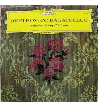 Beethoven*, Wilhelm Kempff - Bagatelles (LP, RP) vinyle mesvinyles.fr