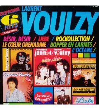 Laurent Voulzy - Laurent Voulzy (LP, Comp, Ltd) vinyle mesvinyles.fr