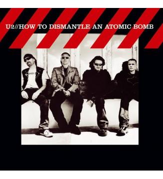 U2 - How To Dismantle An Atomic Bomb (LP, Album, RE, 180) vinyle mesvinyles.fr