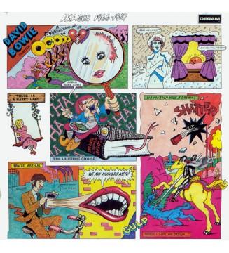 David Bowie - Images 1966 - 1967 (2xLP, Comp) vinyle mesvinyles.fr