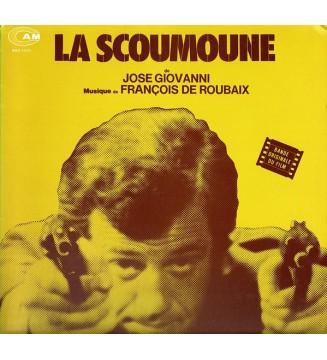 François De Roubaix - La Scoumoune (LP, Album, RE) vinyle mesvinyles.fr
