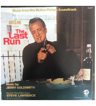 Jerry Goldsmith - The Last Run (Music From The Motion Picture Soundtrack) (LP, Album) vinyle mesvinyles.fr