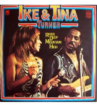 Ike & Tina Turner - River Deep Mountain High (LP, Album, RE) vinyle mesvinyles.fr